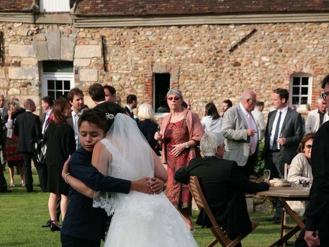 Le mariage de David et Marie à Hanches, Eure-et-Loir 63