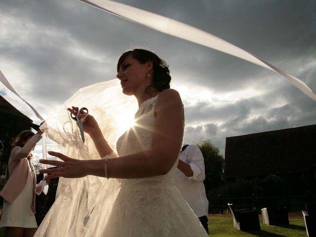 Le mariage de David et Marie à Hanches, Eure-et-Loir 67