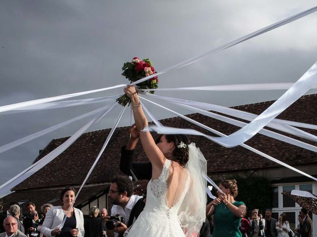 Le mariage de David et Marie à Hanches, Eure-et-Loir 68