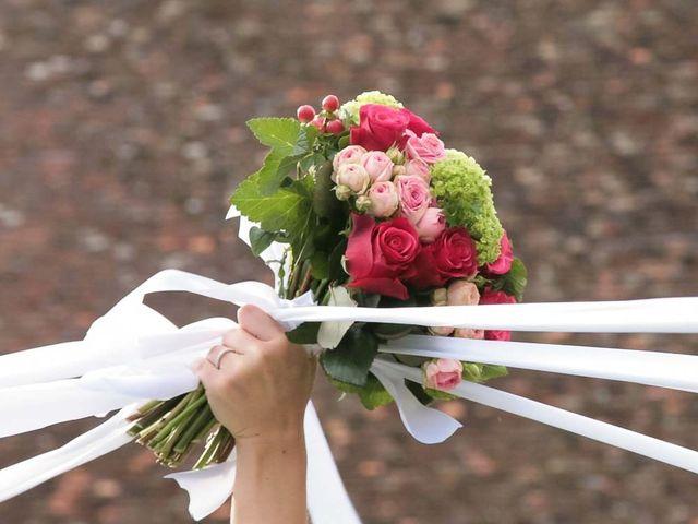 Le mariage de David et Marie à Hanches, Eure-et-Loir 70