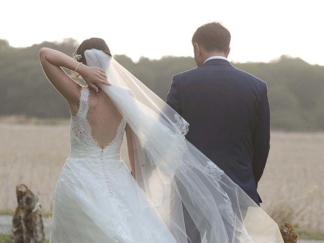 Le mariage de David et Marie à Hanches, Eure-et-Loir 73