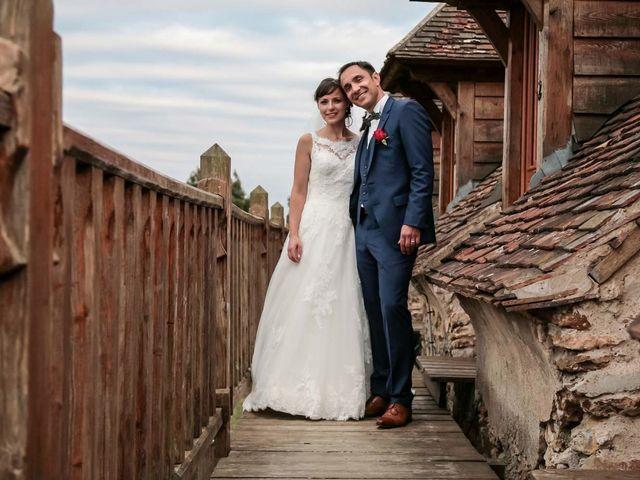 Le mariage de David et Marie à Hanches, Eure-et-Loir 80