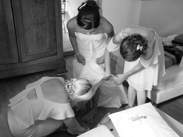 Le mariage de Jérémy et Océane à Lacenas, Rhône 4