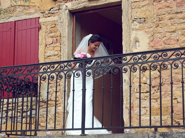 Le mariage de Jérémy et Océane à Lacenas, Rhône 5