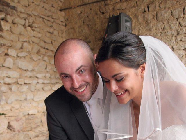 Le mariage de Jérémy et Océane à Lacenas, Rhône 9
