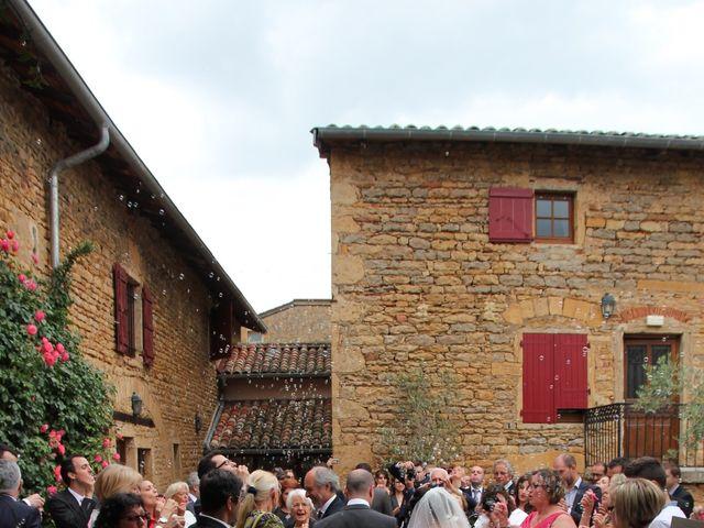 Le mariage de Jérémy et Océane à Lacenas, Rhône 11
