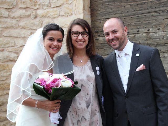 Le mariage de Jérémy et Océane à Lacenas, Rhône 13