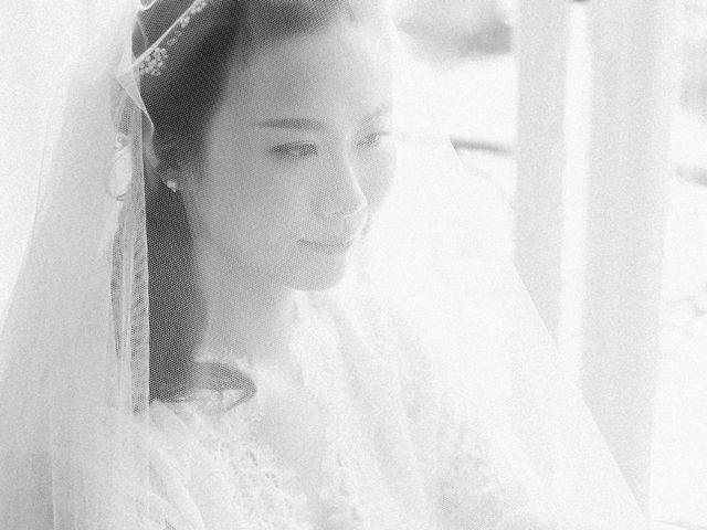 Le mariage de Lingtao et Xue à Santeny, Val-de-Marne 11