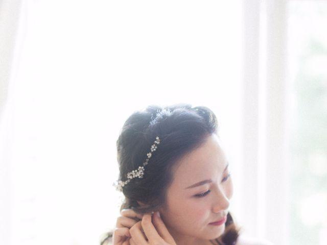 Le mariage de Lingtao et Xue à Santeny, Val-de-Marne 14
