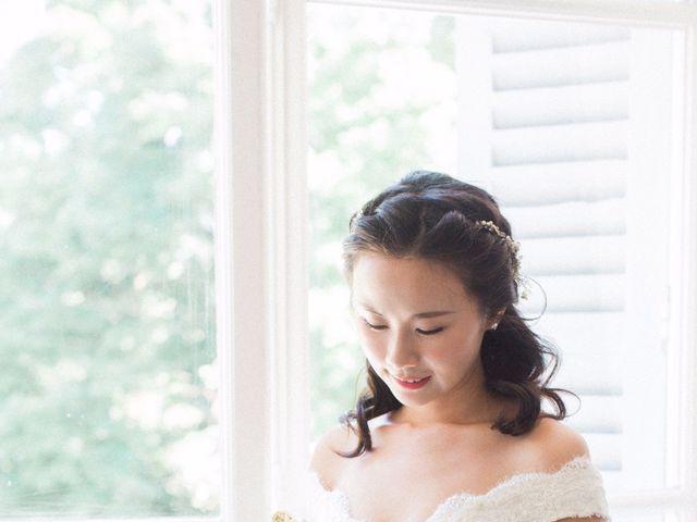 Le mariage de Lingtao et Xue à Santeny, Val-de-Marne 15