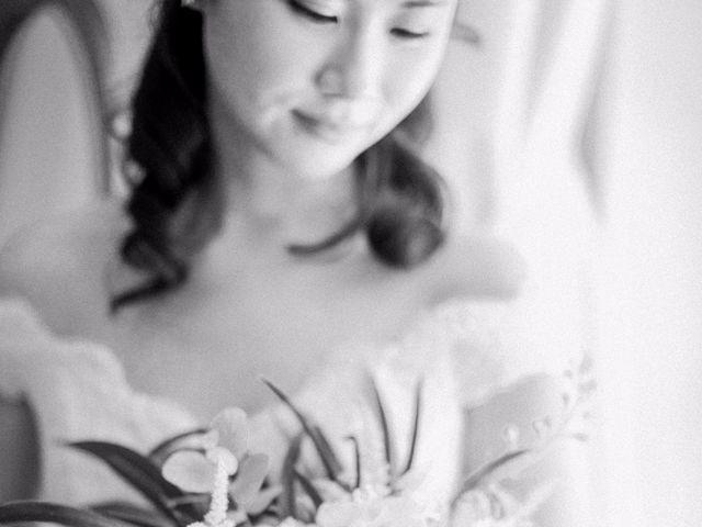 Le mariage de Lingtao et Xue à Santeny, Val-de-Marne 16