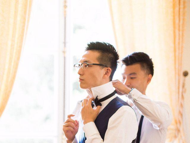 Le mariage de Lingtao et Xue à Santeny, Val-de-Marne 22