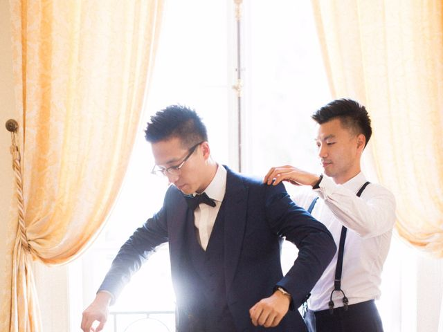 Le mariage de Lingtao et Xue à Santeny, Val-de-Marne 24