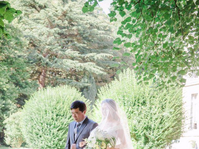 Le mariage de Lingtao et Xue à Santeny, Val-de-Marne 35