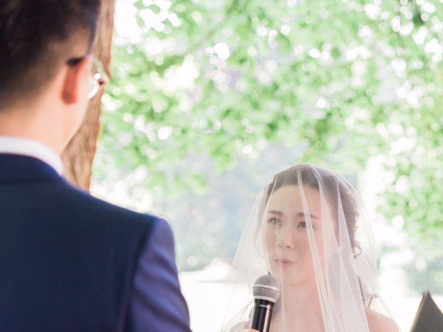Le mariage de Lingtao et Xue à Santeny, Val-de-Marne 38