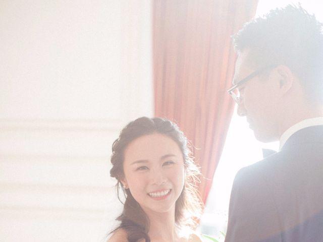 Le mariage de Lingtao et Xue à Santeny, Val-de-Marne 40