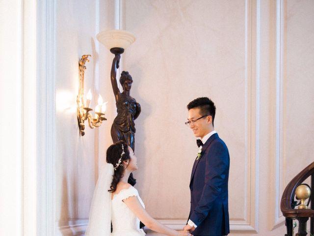 Le mariage de Lingtao et Xue à Santeny, Val-de-Marne 41