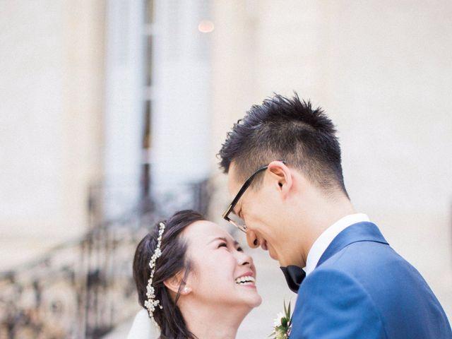 Le mariage de Lingtao et Xue à Santeny, Val-de-Marne 45