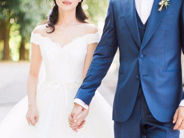 Le mariage de Lingtao et Xue à Santeny, Val-de-Marne 47