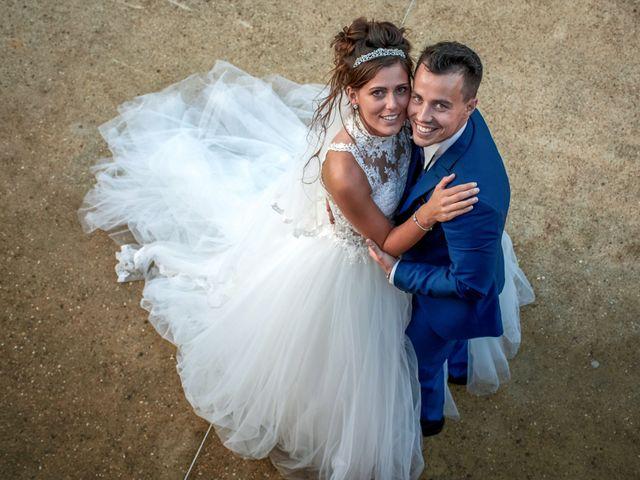 Le mariage de Hélène et Marc
