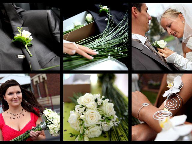 Le mariage de Amélie et Johan à Moncheaux, Nord 1