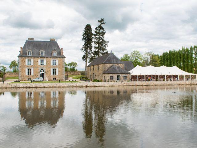 Le mariage de Vincent et Camille à Mézières-sur-Couesnon, Ille et Vilaine 16
