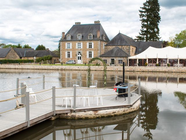 Le mariage de Vincent et Camille à Mézières-sur-Couesnon, Ille et Vilaine 18