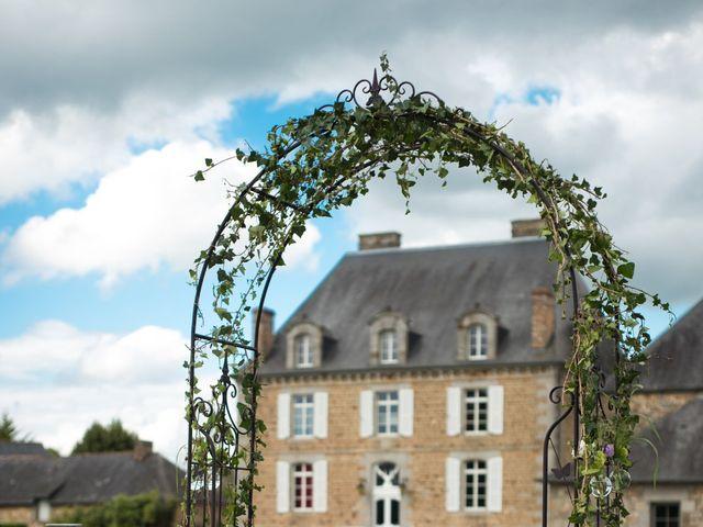 Le mariage de Vincent et Camille à Mézières-sur-Couesnon, Ille et Vilaine 35