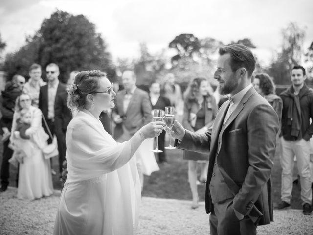 Le mariage de Vincent et Camille à Mézières-sur-Couesnon, Ille et Vilaine 54