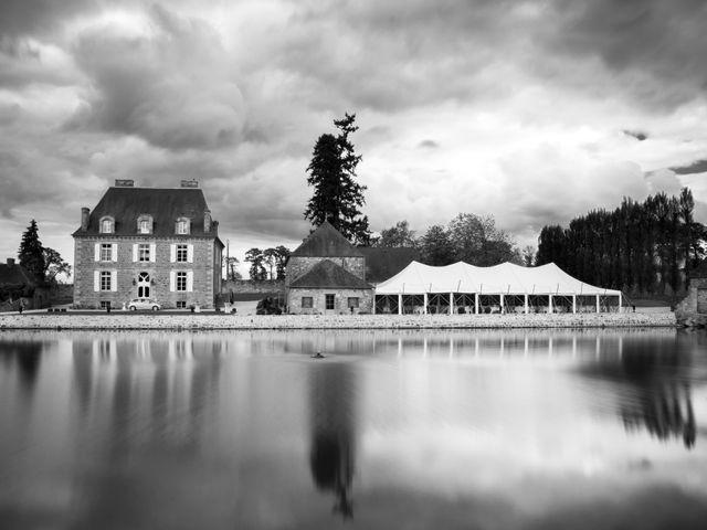 Le mariage de Vincent et Camille à Mézières-sur-Couesnon, Ille et Vilaine 55