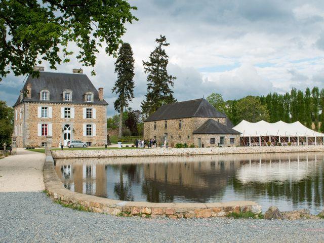 Le mariage de Vincent et Camille à Mézières-sur-Couesnon, Ille et Vilaine 56