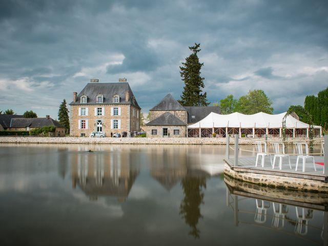 Le mariage de Vincent et Camille à Mézières-sur-Couesnon, Ille et Vilaine 57