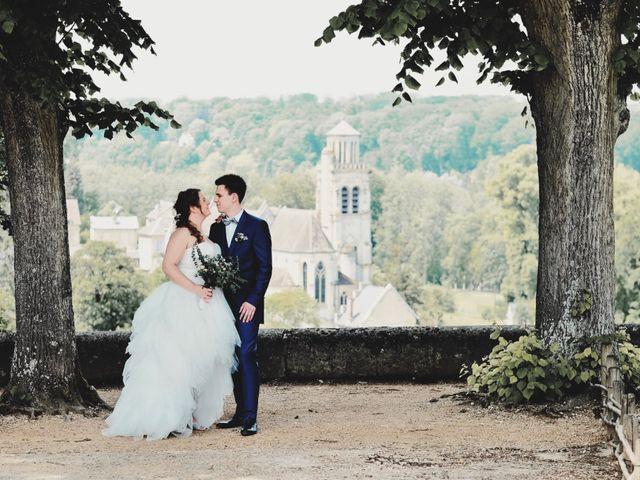 Le mariage de Adrien et Déborah à Néry, Oise 1