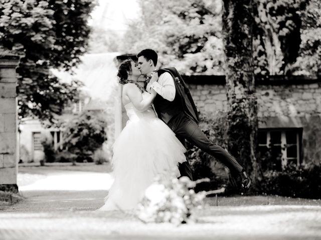Le mariage de Adrien et Déborah à Néry, Oise 7