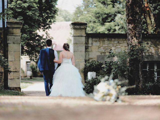 Le mariage de Adrien et Déborah à Néry, Oise 8