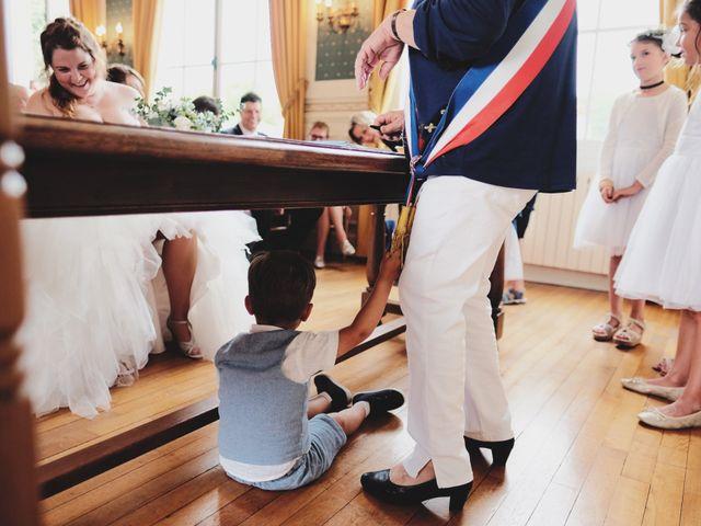 Le mariage de Adrien et Déborah à Néry, Oise 12
