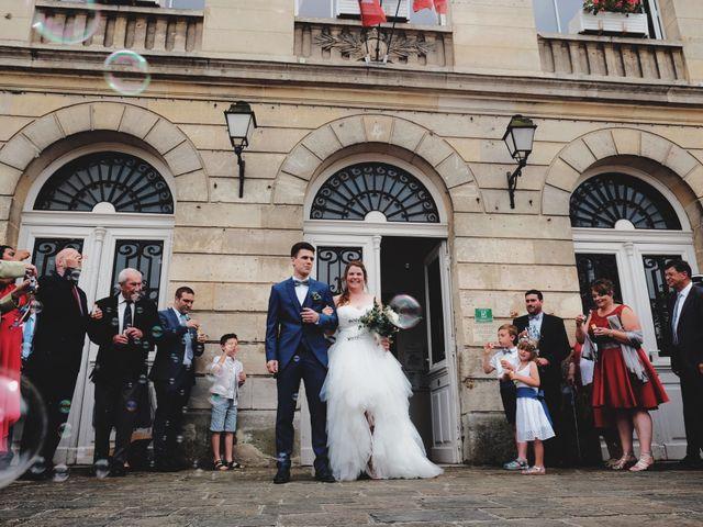 Le mariage de Adrien et Déborah à Néry, Oise 13