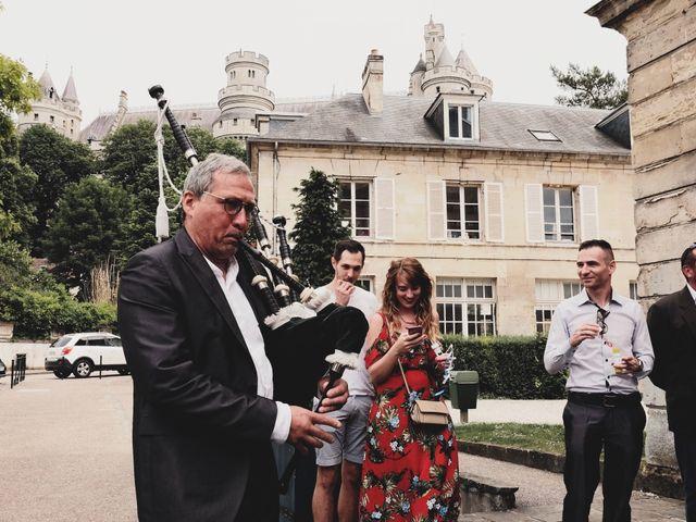 Le mariage de Adrien et Déborah à Néry, Oise 15