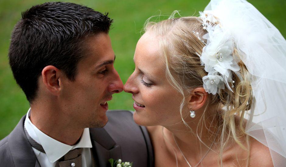 Le mariage de Amélie et Johan à Moncheaux, Nord