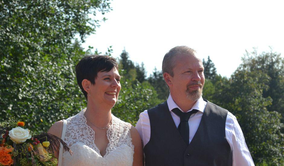 Le mariage de Michael et Stéphanie à Le Tholy, Vosges