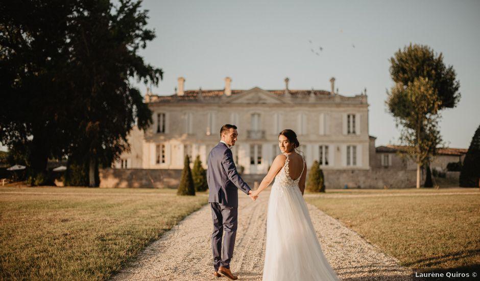 Le mariage de Anthony et Margaux à Fronsac, Haute-Garonne