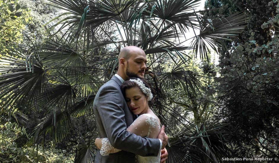 Le mariage de Adib et Emilie à Chinon, Indre-et-Loire