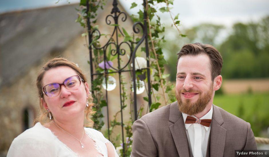 Le mariage de Vincent et Camille à Mézières-sur-Couesnon, Ille et Vilaine
