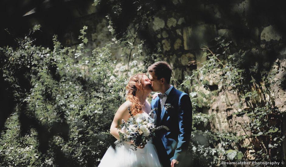 Le mariage de Adrien et Déborah à Néry, Oise