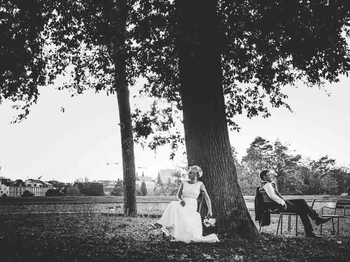 Le mariage de Tamara et Thierry