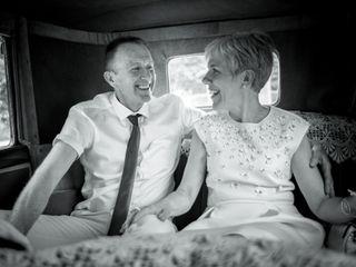 Le mariage de Domnique et Laurence