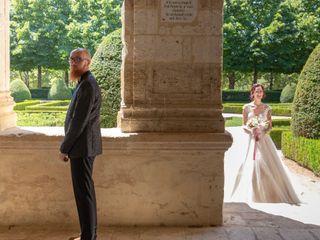 Le mariage de Elodie et Alexandre 1