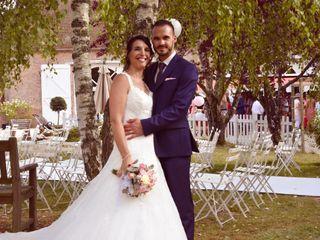 Le mariage de Eléonore et Kévin