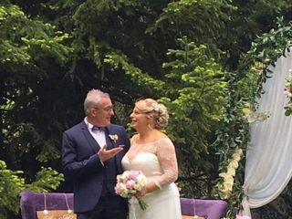 Le mariage de Cathy et Laurent  1