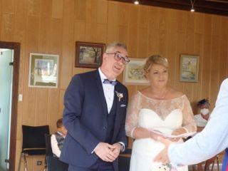 Le mariage de Cathy et Laurent